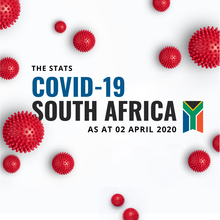 COVID-19 South Africa Infographic